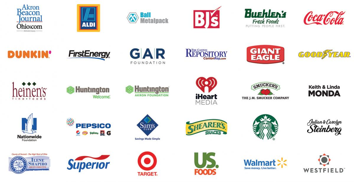 Our Partners | Akron-Canton Regional Foodbank